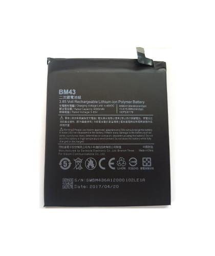 Bateria BN43 Para Xiaomi Redmi Note 4X Note 4 Version Global  4100 mAh