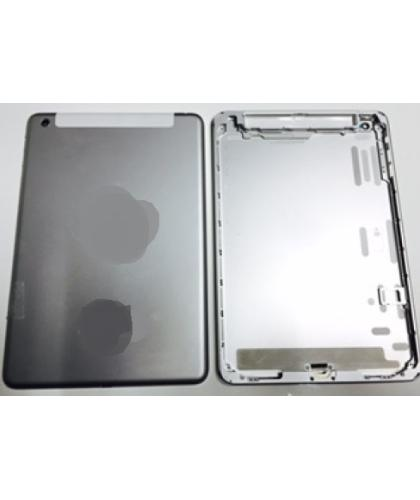 Carcasa Trasera  Para Apple Ipad Mini Plata