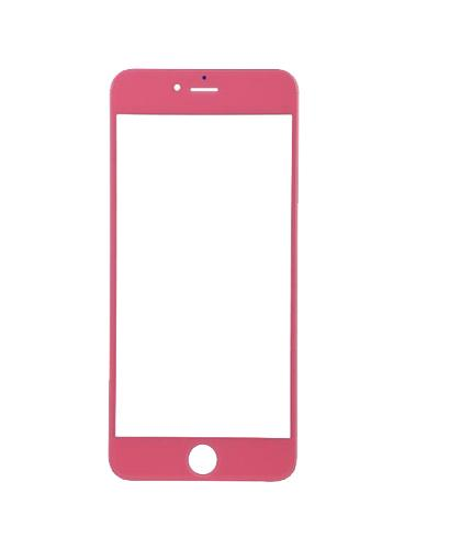 Ventana Cristal Tactil Para Apple Iphone 6 Rosa