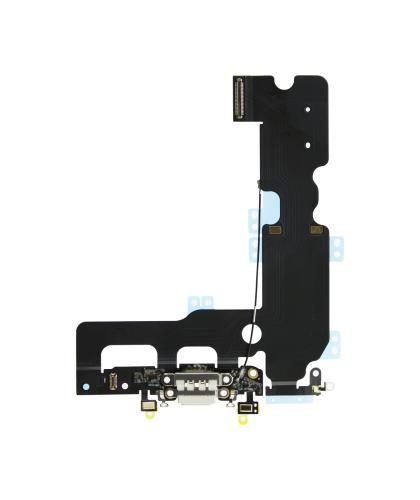 Flex Conector Carga Para Apple iPhone 7 Plus Blanca