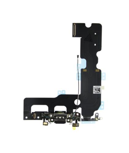 Flex Conector Carga Para Apple iPhone 7 Plus Negra