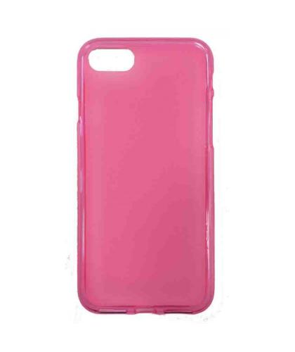Funda Gel TPU Para Apple Iphone 7 Rosa