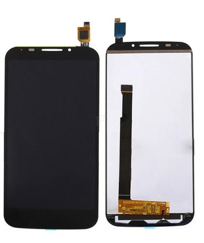 Pantalla Completa Display Lcd + Tactil Para Alcatel Ot Pop S7 7045Y Negra