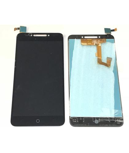 Pantalla Completa Display Lcd + Tactil Para Alcatel A5 Led Negra