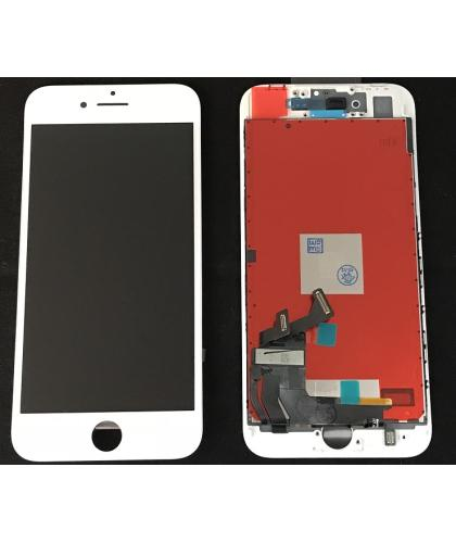 Pantalla Completa Display Lcd + Tactil Para Apple Iphone 8 Blanca