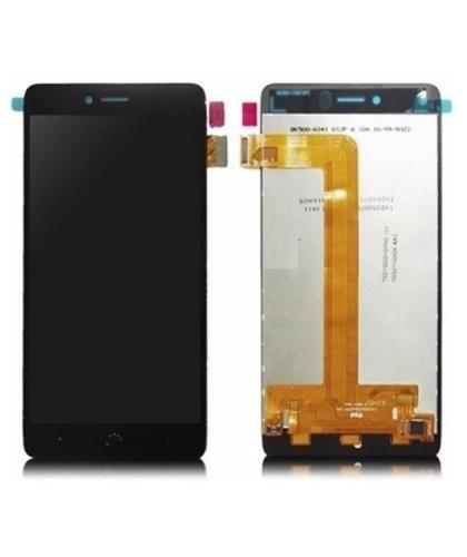 Pantalla Completa Display Lcd + Tactil Para BQ Aquaris U Plus Negra