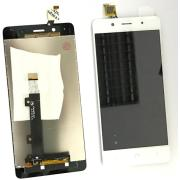 Pantalla Completa Display Lcd + Tactil Para BQ Aquaris X5 Plus Blanca