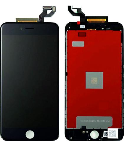 Pantalla Completa Display Lcd + Tactil Para Apple Iphone 6S Plus Negra