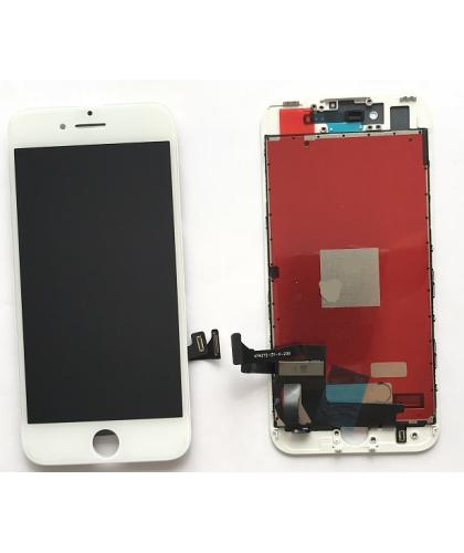 Pantalla Completa Display Lcd + Tactil Para Apple Iphone 7 Blanca