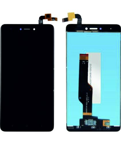 Pantalla Completa Display Lcd + Tactil Para Xiaomi Redmi Note 4X 4 Ver Global Negra