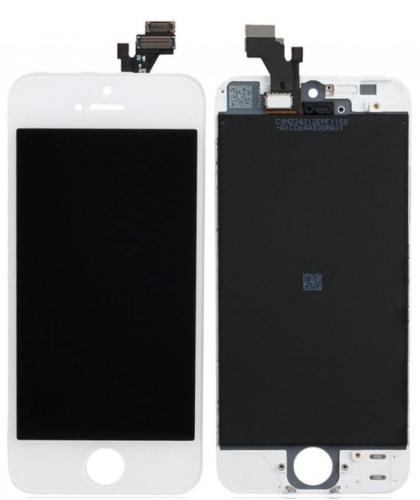 Pantalla Completa Display Lcd + Tactil Para Apple Iphone 5 Blanca