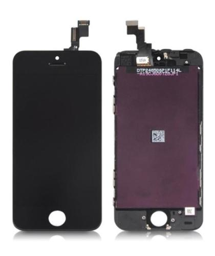 Pantalla Completa Display Lcd + Tactil Para Apple Iphone 5S SE Negra