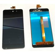 Pantalla Completa Display Lcd + Tactil Para Wiko Rainbow Up Negra