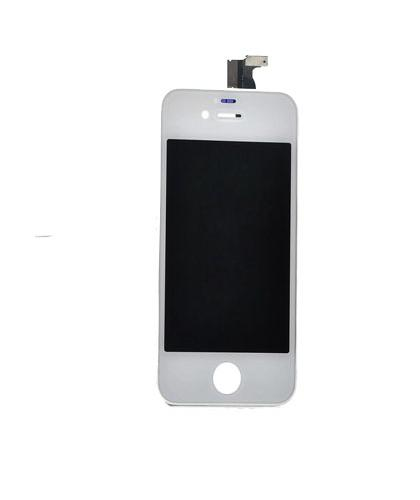 Pantalla Completa Display Lcd + Tactil Para Apple Iphone 4S Blanca