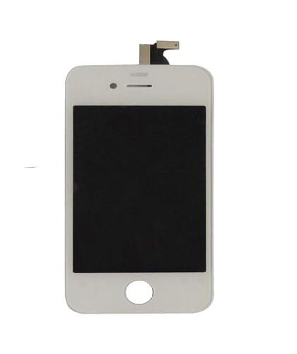 Pantalla Completa Display Lcd + Tactil Para Apple Iphone 4 Blanca