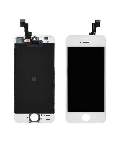 Pantalla Completa Display Lcd + Tactil Para Apple Iphone 5S SE Blanca