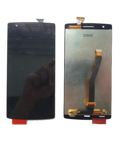 Pantalla Completa Display Lcd + Tactil Para OnePlus One Negra