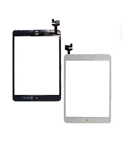 Pantalla Tactil para Ipad Mini / Mini 2 Fpc Chip Flex Ic + Boton Home Blanco