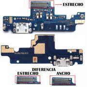 Placa + conector Dock Carga Para Xiaomi Redmi Note 4X Note 4 Version Global Wide Ancho