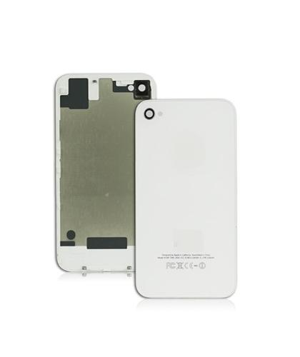 Tapa Para Apple Iphone 4 Blanca